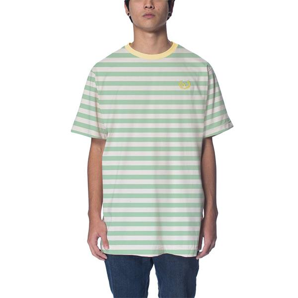 Camiseta Other Culture Stripes Verde