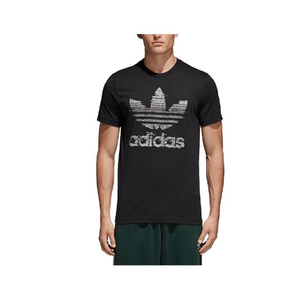 Camiseta Adidas Originals Traction in Action Preta
