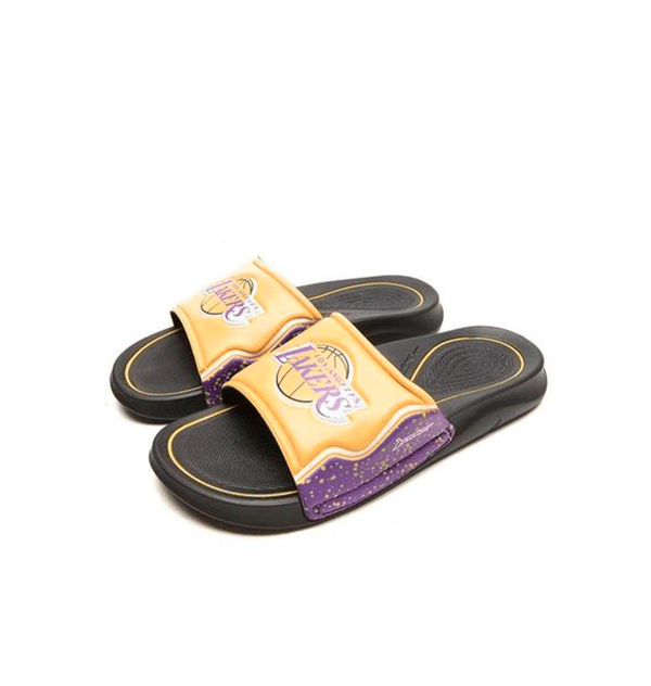 Chinelo Slide Rider Infinity NBA Gaspea Los Angeles Lakers