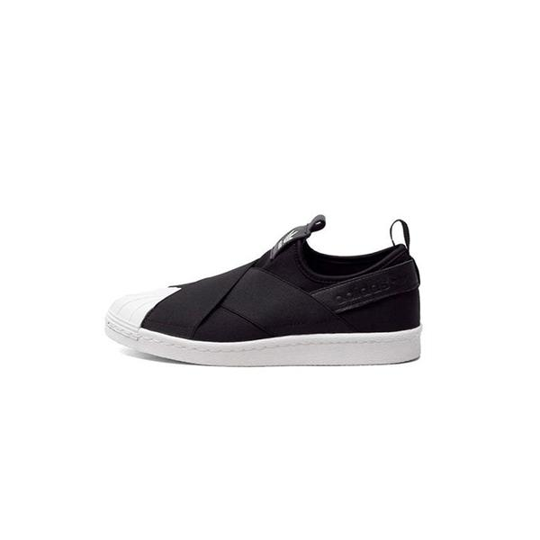Tênis Adidas Superstar Slip On W Preto