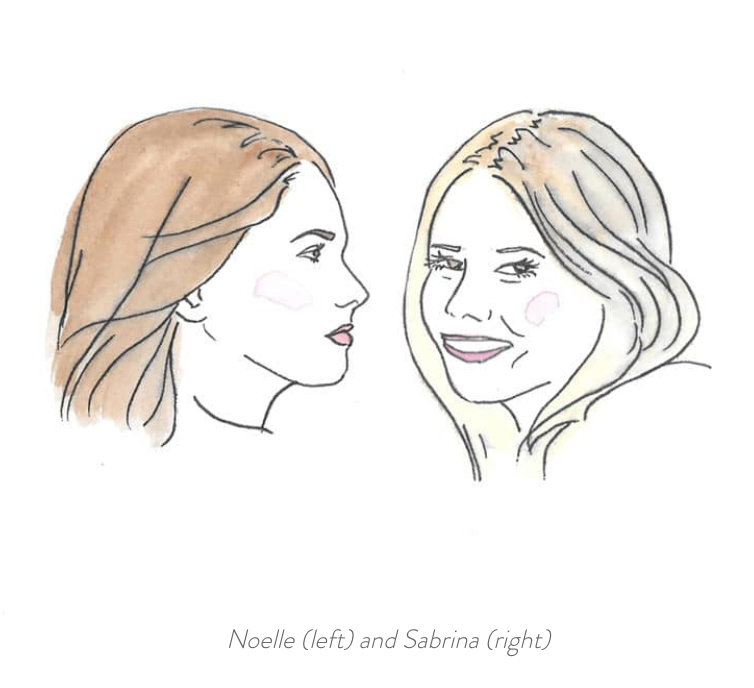 A Conversation with Sabrina & Noelle
