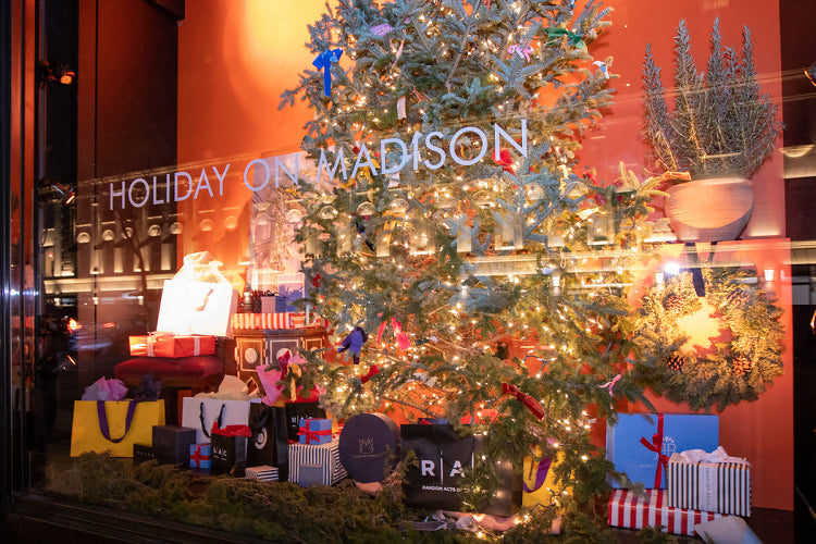 Holiday On Madison Is The Ultimate Spot To Gift Yourself This Season