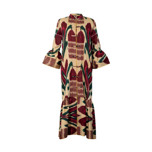 De Castro - Dragon Dress in Red