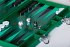 Casa Carta - Green Leaf Backgammon Set