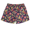 OAS - Floral Pineapple Swim Shorts