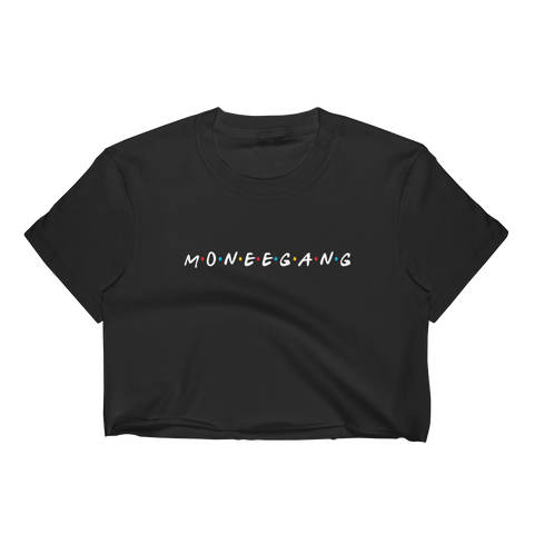 Monee Gang Sitcom Crop Top