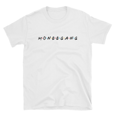 Monee Gang Sitcom Logo T-Shirt