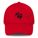 Monee Gang Dad Hat (Red)