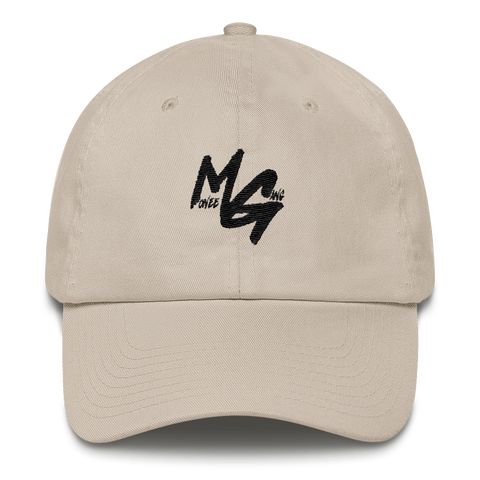 Monee Gang Dad Hat (Stone)