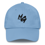 Monee Gang Dad Hat (Carolina Blue)
