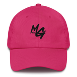 Monee Gang Dad Hat (Pink)