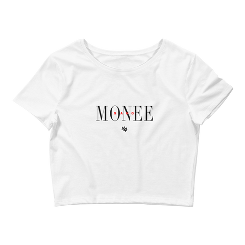 Monee Gang Lifestyle Crop Tee