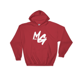 Monee Gang Team Pullover Hoodie (White Logo)