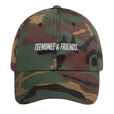 Teemonee & Friends Strapback