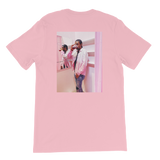 Teemonee Script + Photo T-Shirt
