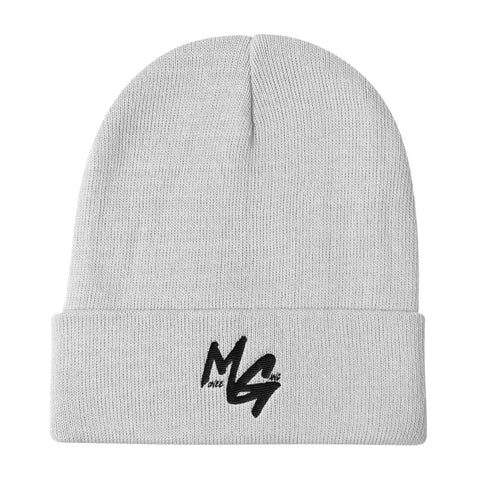 Monee Gang Beanie (Black Logo)
