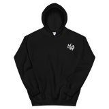Embroidered Monee Gang Pullover Hoodie