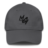 Monee Gang Dad Hat (Black Logo)