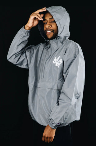 Monee Gang x Champion Windbreaker