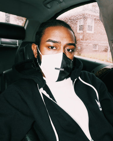 MONEEGANG. Face Mask