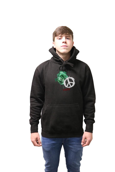 """One by One"" Hoodie"