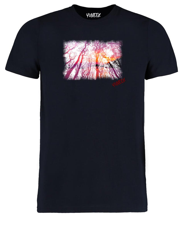 """Ibiza Sunset"" Lux T-Shirt"