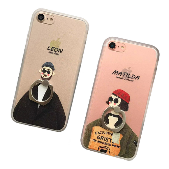 Leon / Matilda iPhone Cases
