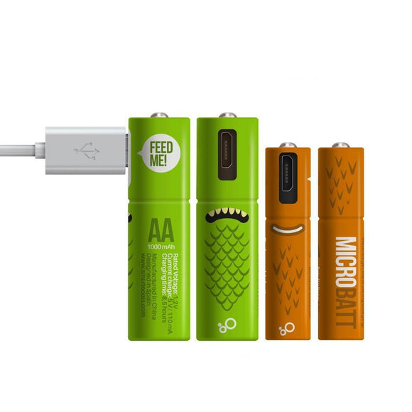 Mirco USB Rechargeable Battery