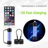 Portable Emergency 2A Fast Charger