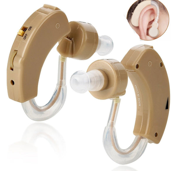 The Hearing Aid