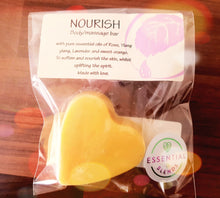 Nourish- Solid cocoa butter body bar