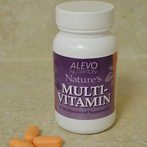 Alevo Nutrition - Nature's Multi-Vitamin