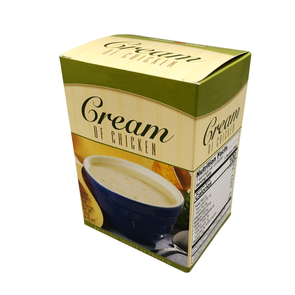 Cream of Chicken - Protein Diet Soup (7/Box)