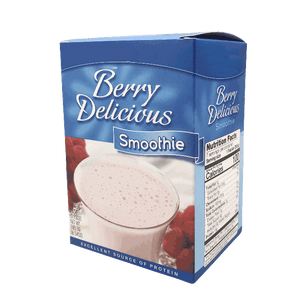 Protein Smoothie - Berry Delicious - Alevo Nutrition