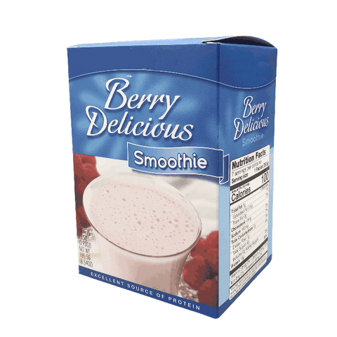 Protein Smoothie - Berry Delicious