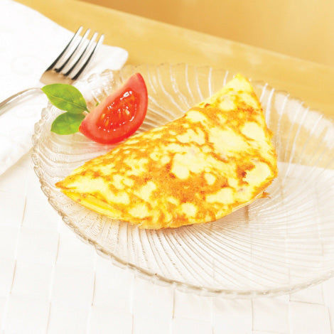 Bacon and Cheese Omelet - Bariatric Food by Alevo Nutrition  (7/Box) -