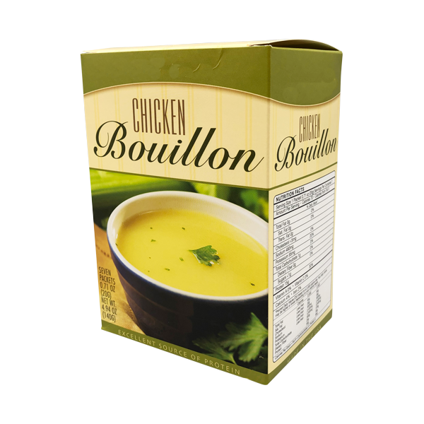 Alevo Nutrition Chicken Bouillon Protein Diet Soup - Alevo Nutrition