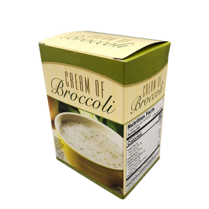 Cream of Broccoli Soup - High Protein - Alevo Nutrition