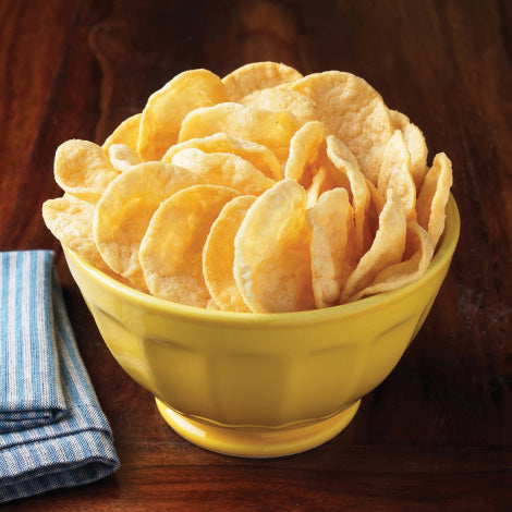 Sea Salt & Vinegar Protein Chips (6 Bags)