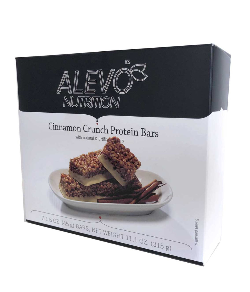 VLC Cinnamon Crunch / Box - Alevo Nutrition