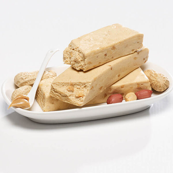 VLC Peanut Butter Nougat Bar / Box - Alevo Nutrition