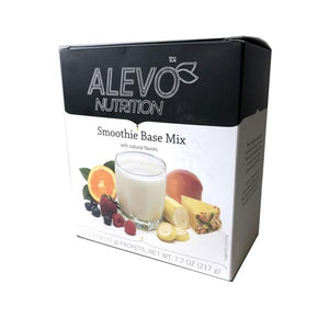 Blueberry Smoothie (Base + Flavor) 7 Packs - Alevo Nutrition
