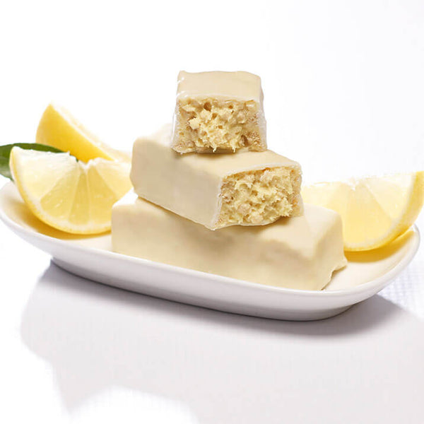 VLC Zesty Lemon Crisp Bar / Box - Alevo Nutrition