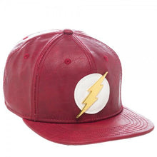 DC Comics Flash PU Snapback