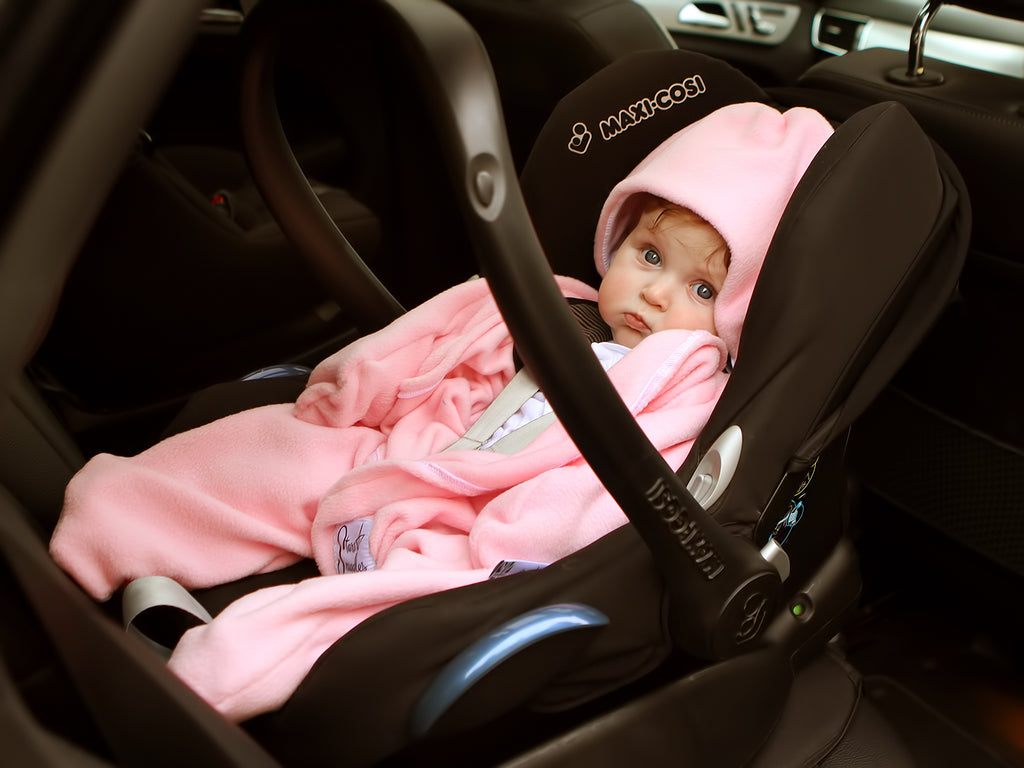 Are car seat blankets safe?
