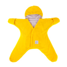 Load image into Gallery viewer, Mustard Baby Star Wrap