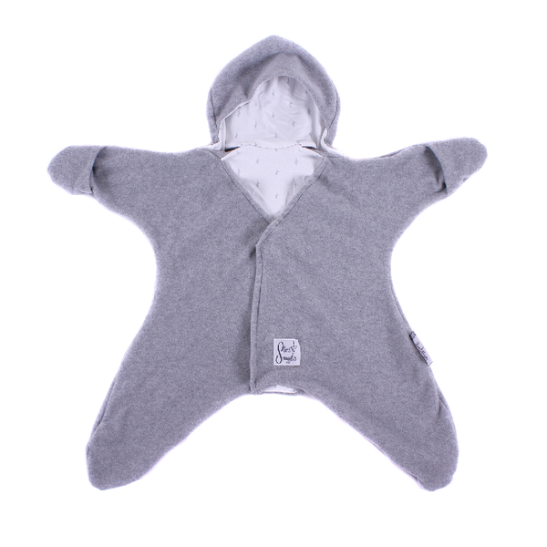Grey Star Baby Wrap
