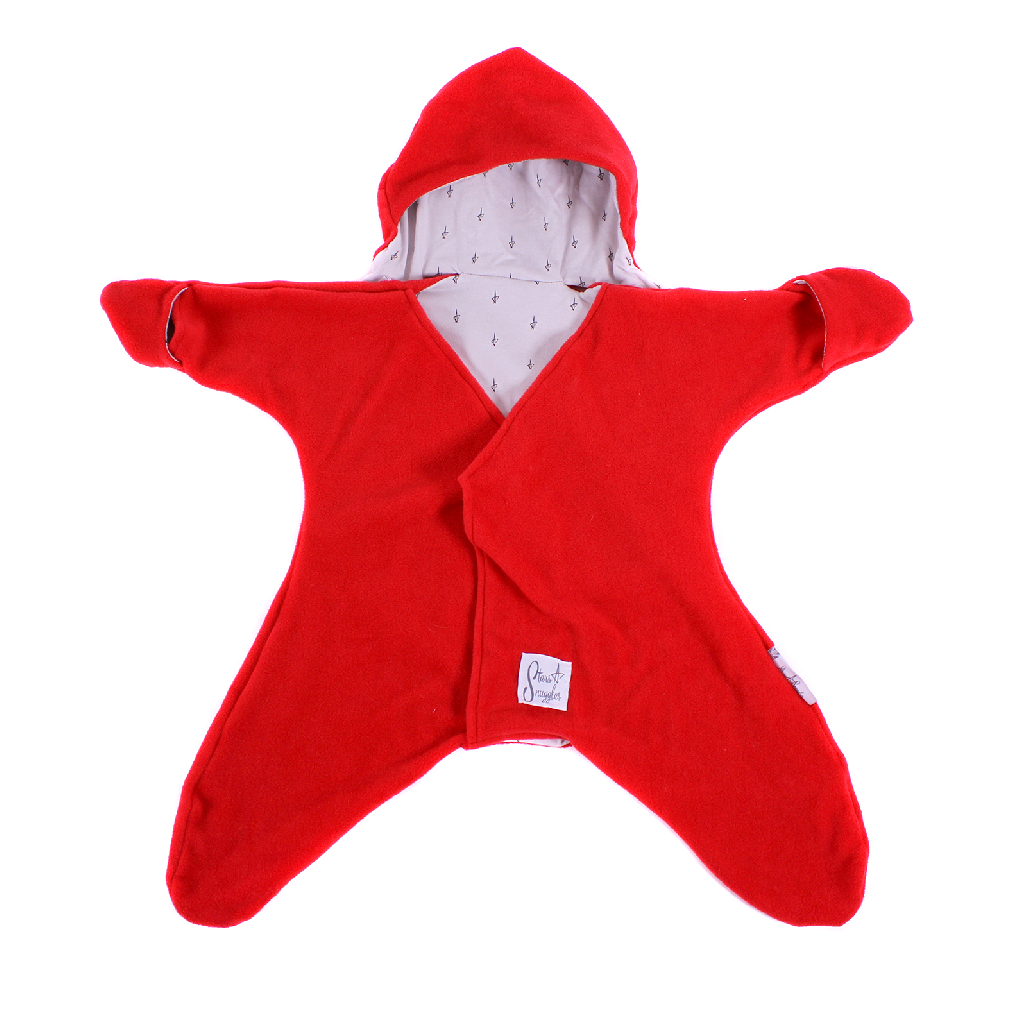 Baby Star Red Wrap