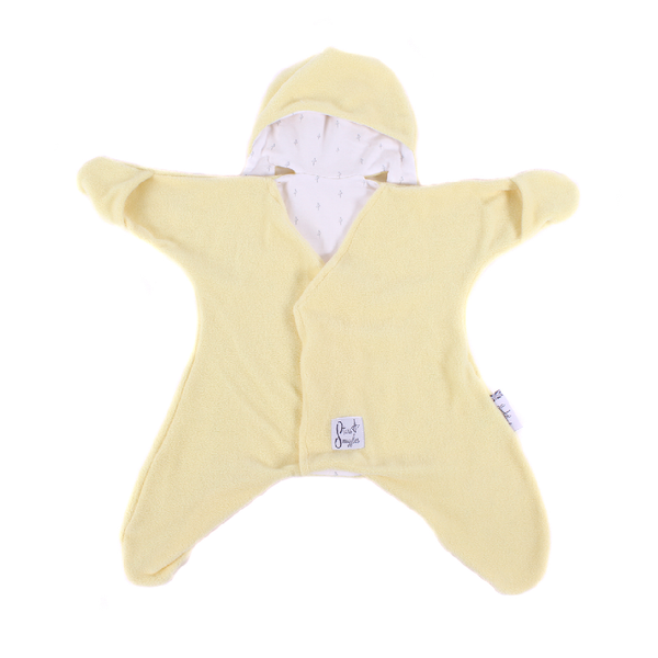 Yellow Baby Star Wrap