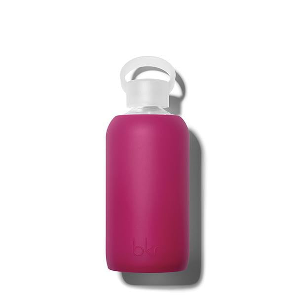 bkr Glass Water Bottle: 16oz HARLOW 500 ML